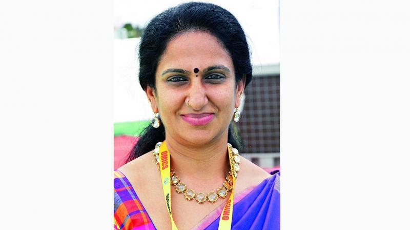 CII-TS, chairperson, Vanitha Datla