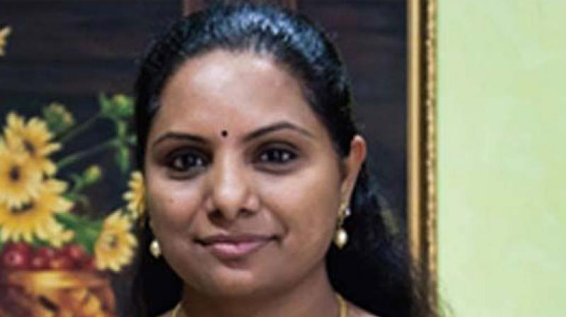 Kalvakuntla Kavitha (Photo: Deccan Chronicle)
