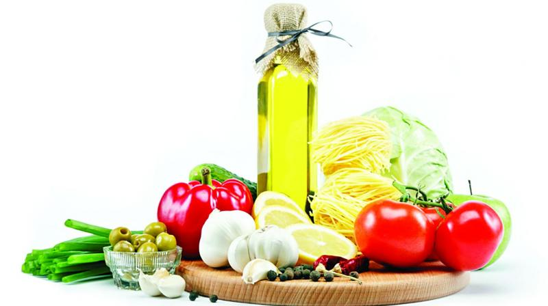 Mediterranean diet does not lead to weight gain for Fish oil weight gain
