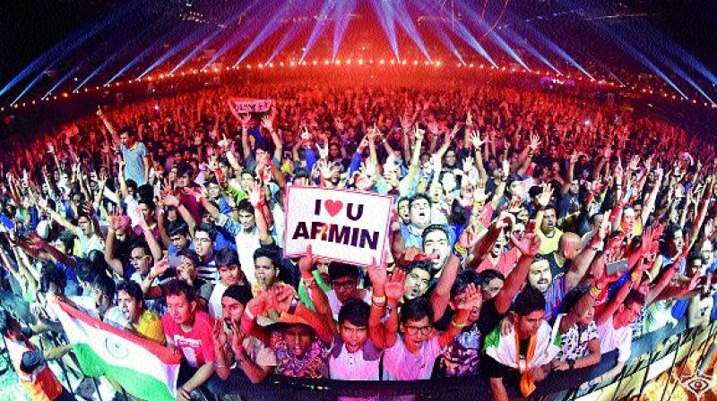 Mirroring your dance moves: EDM festival in Hyderabad soon