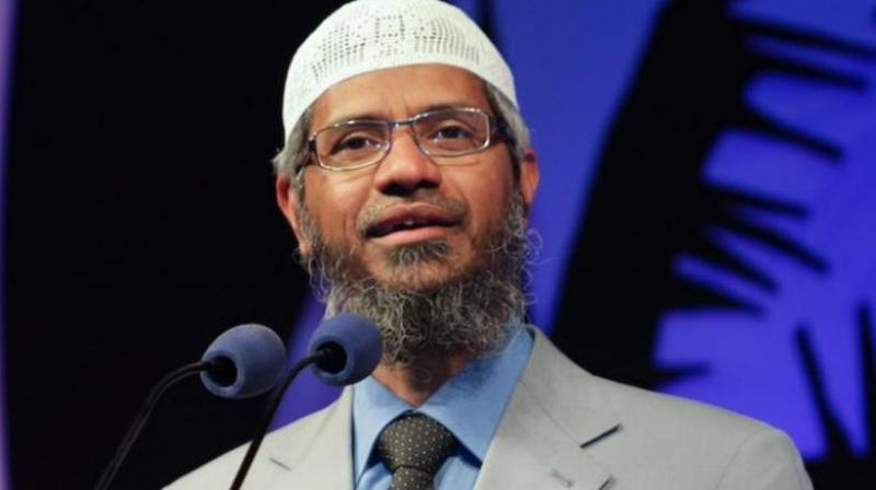 Controversial Islamic preacher Zakir Naik (Photo: File)