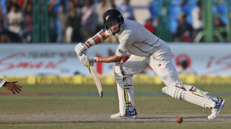 Williamson refused to reveal if opener Martin Guptill, who is struggling for runs, will be retained in the side for the Kolkata Test, beginning Friday. (Photo: AP)