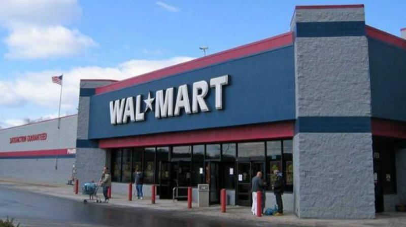 Walmart unveils new 'store of the future'
