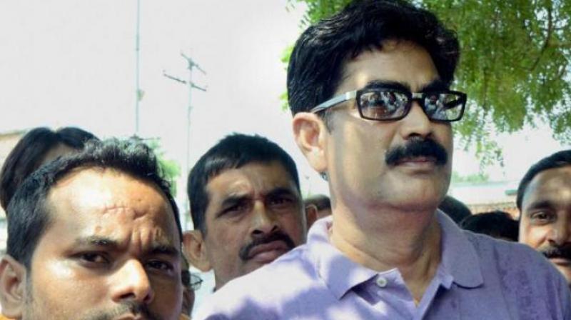 Former RJD MP Mohammad Shahabuddin. (Photo: PTI)