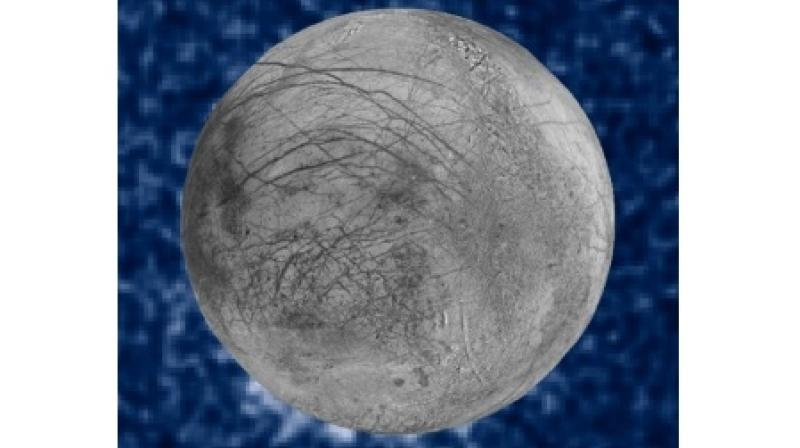NASA finds evidence of water on Jupiter moon Europa