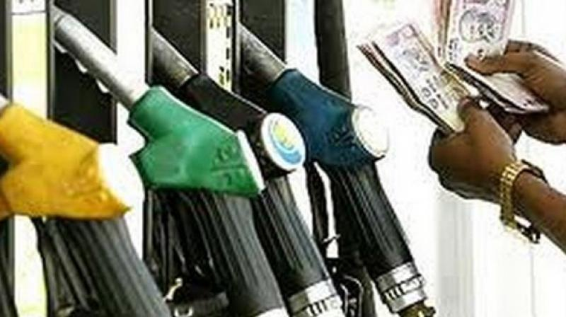 This was the third increase in auto fuel prices since May 1. (Photo: DC/File)