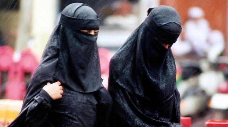 The Shiv Sena on Wednesday issued a clarification over demanding a 'ban on burqa' in India in its mouthpiece 'Saamna', stating it may be the personal opinion of the editor. (Representational Image)