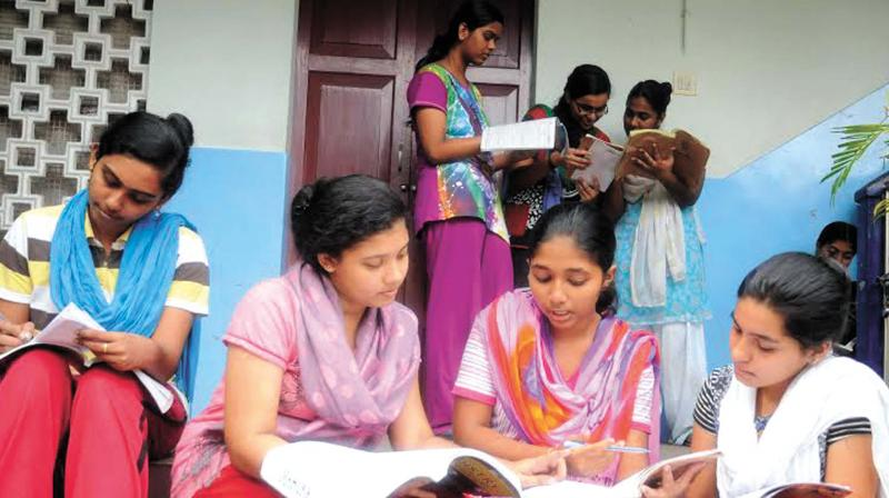 As per the changes, 25 percent extra questions will be included in all  question papers of all subjects from which the students can choose. (Representational image)