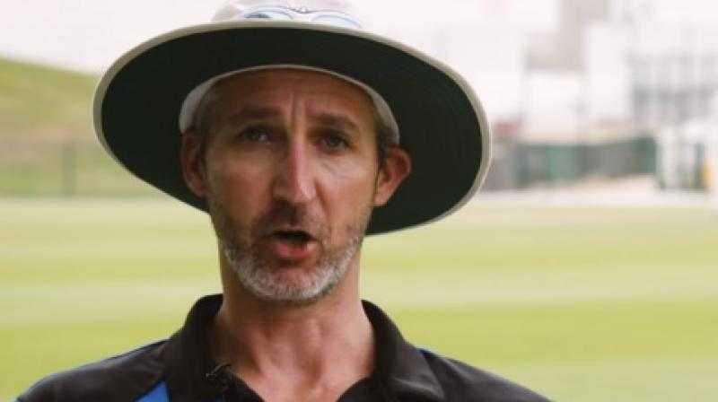Yorkshire coach Jason Gillespie has confirmed he will stay with the English county champions instead of applying for a position on Australia's backroom staff. (Photo: Screengrab)