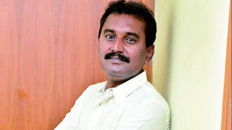 Man of the hour: Director R.R. Madan