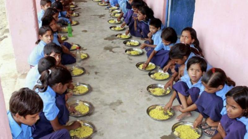 136 children admitted to hospital following food poisioning