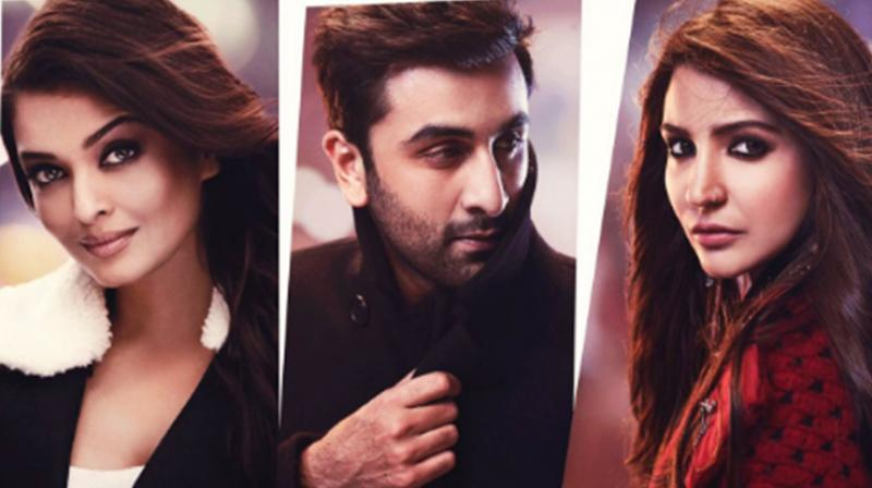 'Ae Dil Hai Mushkil' stars Ranbir Kapoor, Aishwarya Rai Bachchan, Anushka Sharma and Fawad Khan in the lead roles.