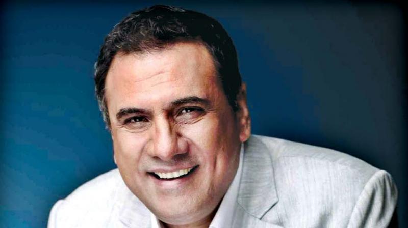 Actor Boman Irani