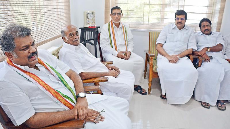 Tmc In A Dilemma Alliance Decision Soon Says Gk Vasan