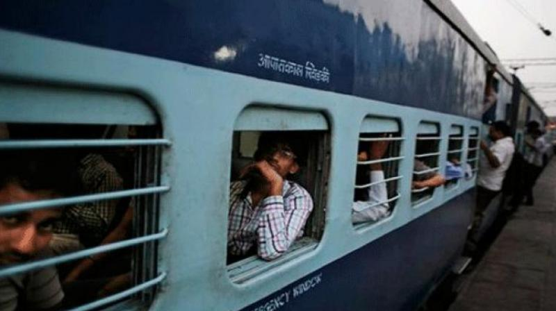 Railways is facing heavy congestion in main trunk routes as 12,000 trains are run on 66,000 km route daily across the country.
