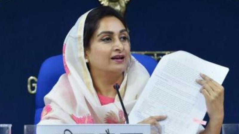The foreign direct investment (FDI) in the food processing sector has already touched the USD 1-billion mark so far this year, Food Processing Minister Harsimrat Kaur Badal said on Tuesday.