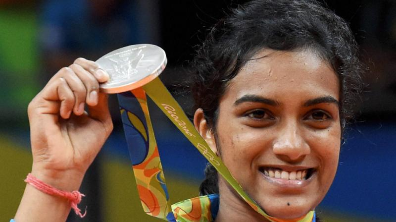 Silver Medal Success Turns Pv Sindhu Into Hot Property-7836