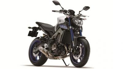 Yamaha launches Roadster Motard MT-09 priced at Rs 10.20 lakh