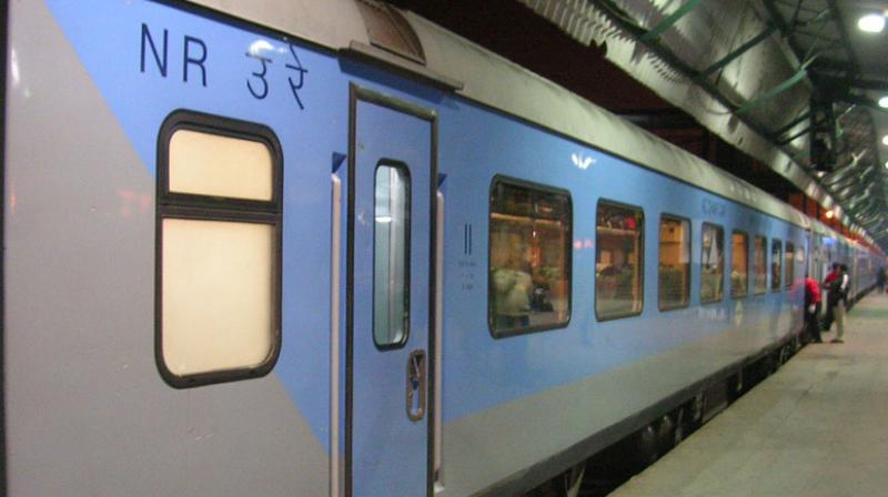 The idea was to reduce the travel time by two hours with the current infrastructure and rolling stock. (Photo: Indian Railways)