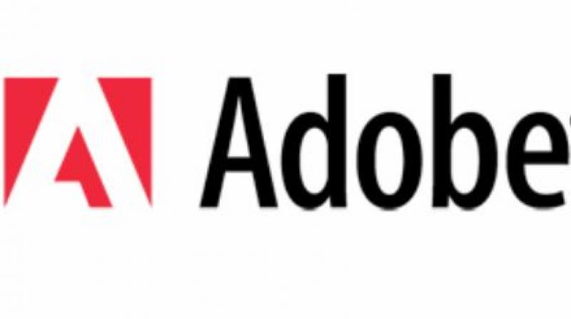 Adobe is best known among consumers for its Photoshop digital imaging