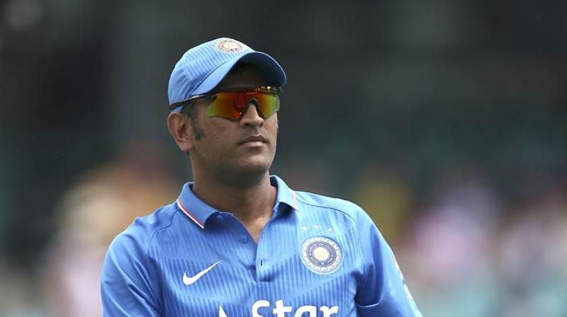 MS Dhoni (Photo: AP)