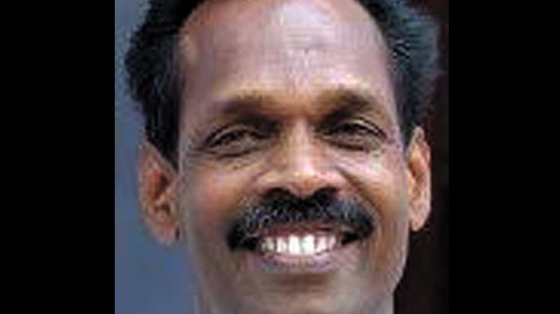 TP Ramakrishnan