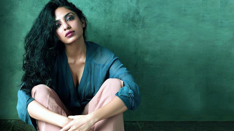 Sobhita Dhulipala talks about her role in Anurag Kashyap's Raman Raghav 2.0