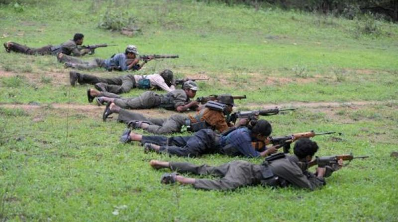 Naxals are frustrated with increasing pressure of security forces and development works being carried out by the administration, says officials. (Photo: AFP)