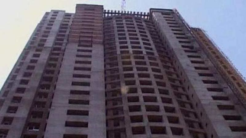 The Adarsh building. (Photo: PTI/file)