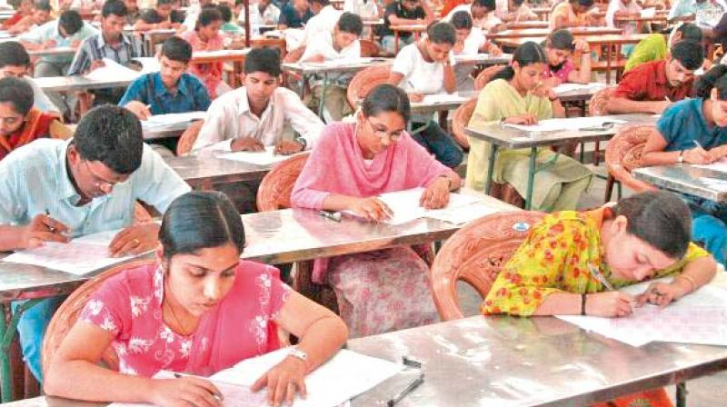 The Central Board of Secondary Education (CBSE) ,which has been given the responsibility of holding NEET 2 is expected to issue the relevant notification  in a couple of days, clarifying on various issues like the application and examination procedures, and the different rules and regulations. (Representational image)