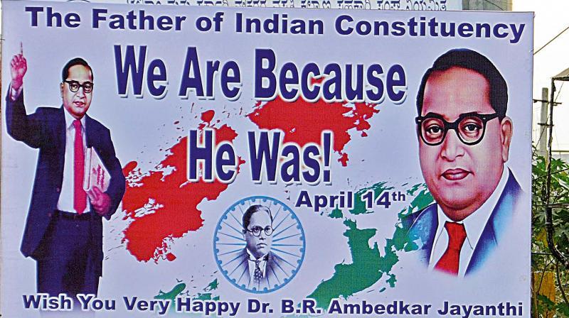 'Ambedkar, a great social reformer'