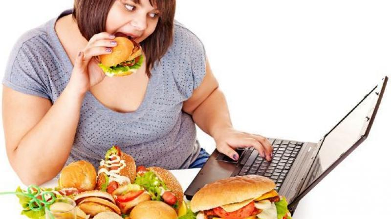 Believing you're a food addict affects how much you eat