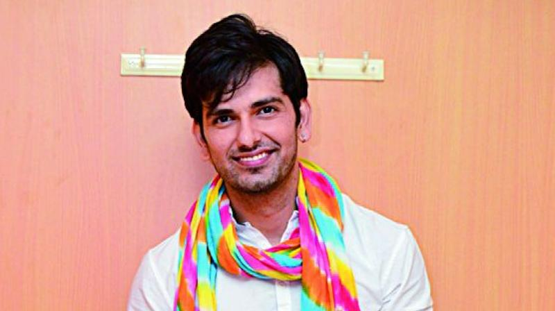 Rahul admits that he was caught off-guard when he received a call from the production house.