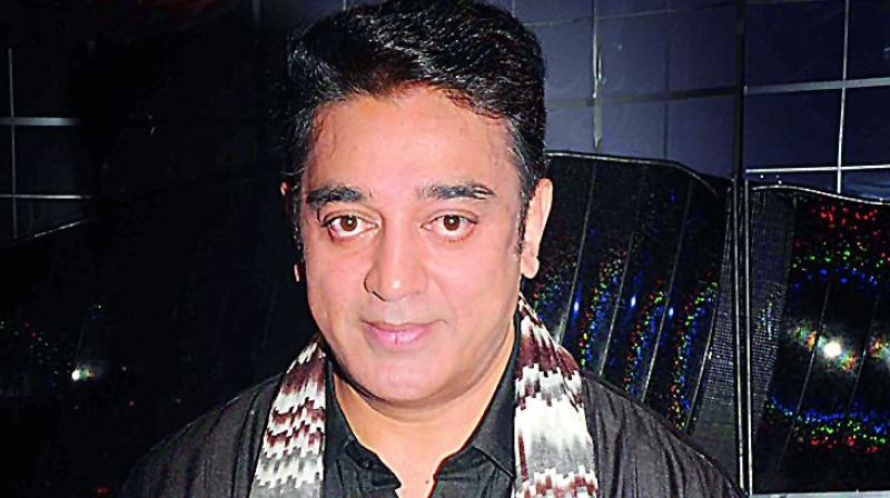 Kamal said, 'Brother Suriya has my support. He has every right to talk about education as Suriya's family has done a lot for educational development of the poor.' (Photo: File)