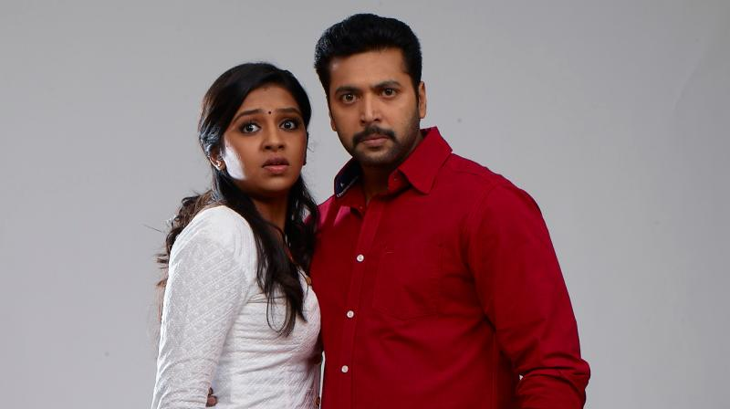 Miruthan is possibly the first ever Zombie film to be made in Tamil.