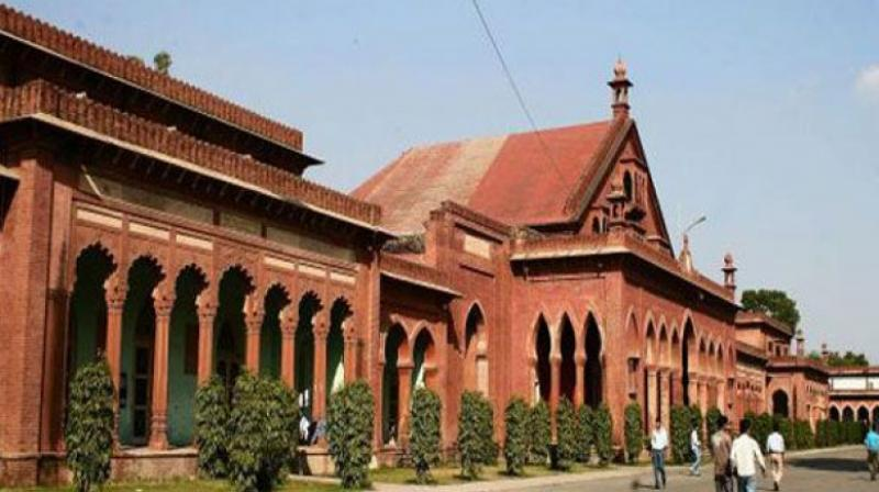 The Allahabad High Court had in January 2006 struck down the provision of the AMU (Amendment) Act, 1981 by which the University was accorded minority status. (Photo: PTI)