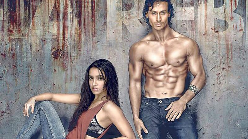 Tiger and his leading lady Shraddha excel in their departments.