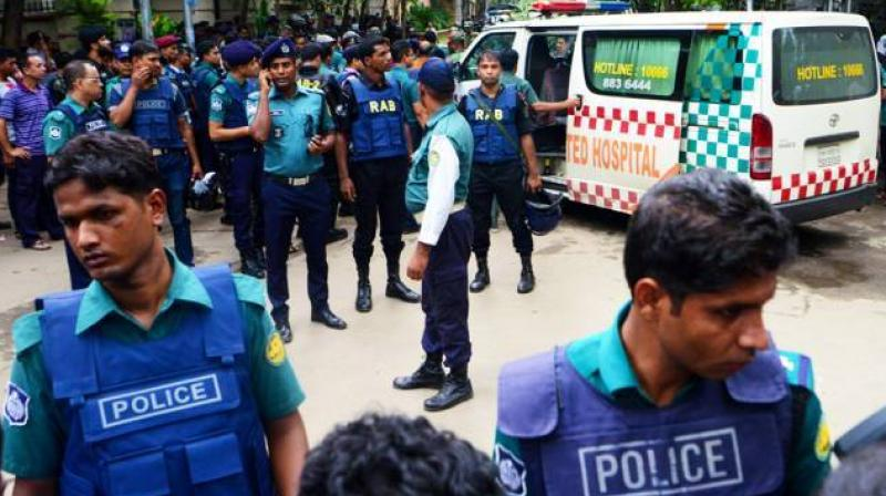 Bangladesh arrests 6 suspected militants of banned terror group