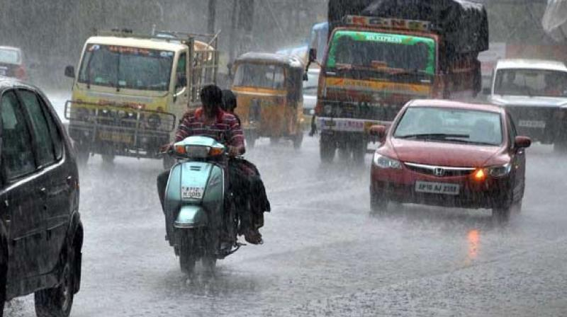June is expected to receive fairly good rainfall, around 25 per cent more than the normal limit, says India Meteorological Department. (Photo: Representational Image)