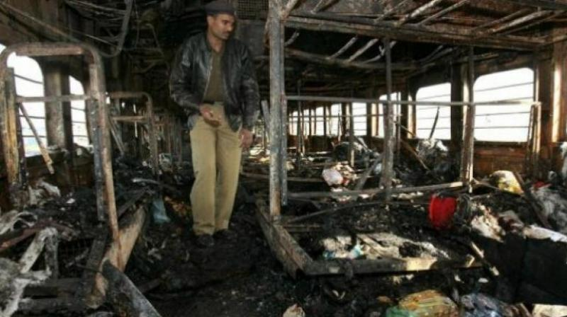 The blast in Samjhauta Express took place near Panipat in Haryana on February 18, 2007, when the train was on its way to Attari in Amritsar, the last railway station on the Indian side. (Photo: File)