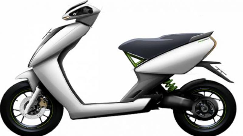 Ather Energy to invest Rs 130 cr for EV charging infrastructure