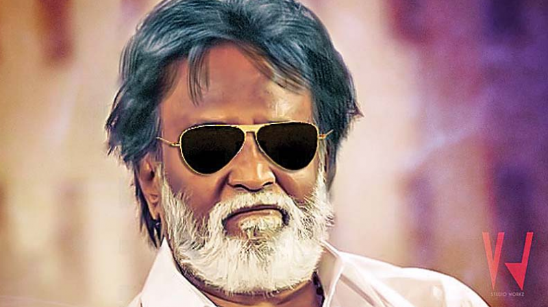 when rajinikanth was stranded at chennai airport without