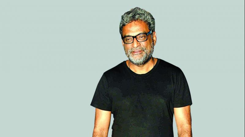 Culture does not say that a man cannot work at home or a woman cannot work outside, says R Balki.