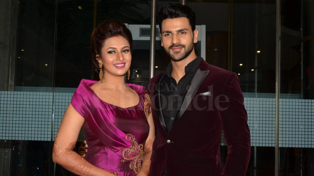 New Pics Divyanka Tripathi And Vivek Dahiyas Grand Wedding Reception