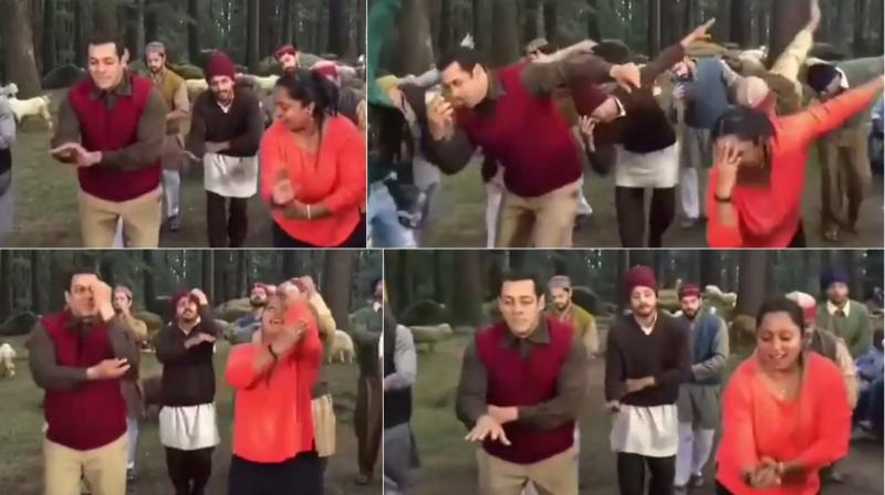 Salman Khan (Screengrab from Instagram/ salmankhanteamturkey)