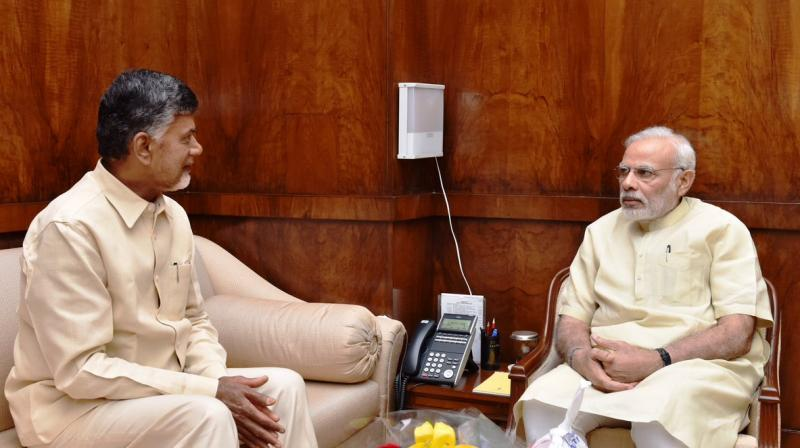 N Chandrababu Naidu wants TDP glory restored in Telangana