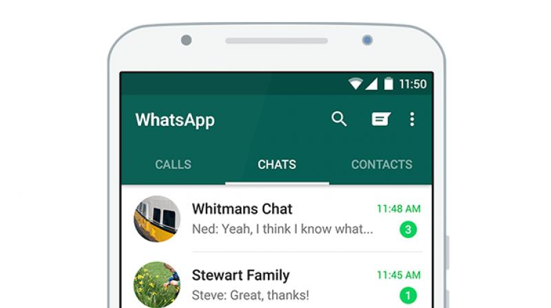 How do i delete a group chat i created on whatsapp