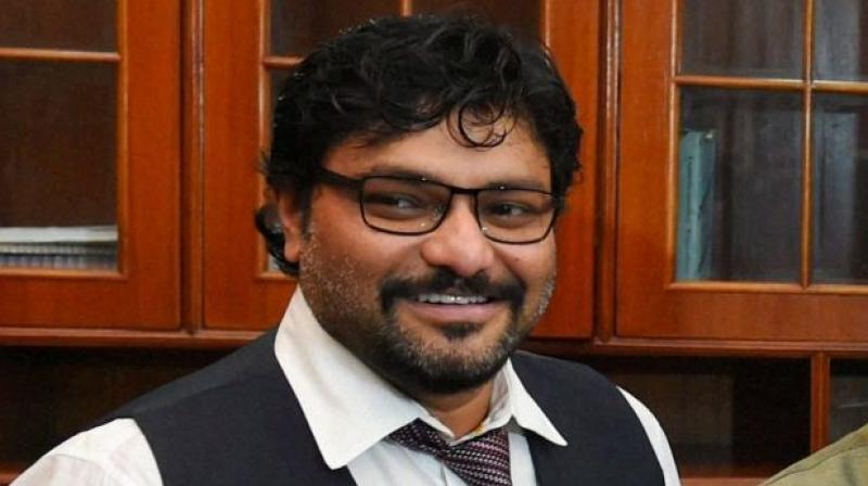 Union minister Babul Supriyo (Photo: File)