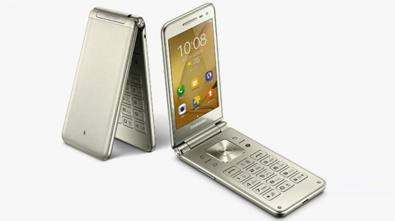 Samsung Galaxy Folder 2 Android Flip Phone Goes Official