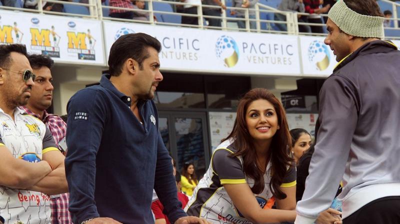 Salman Khan upset with Huma Qureshi over Sohail's affair rumours?